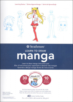 Learn to Draw - Manga