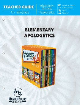 Elementary Apologetics Teacher Guide