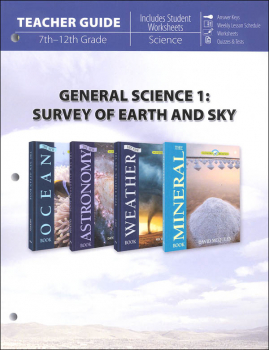 General Science 1: Survey of Earth & Sky Teacher Guide