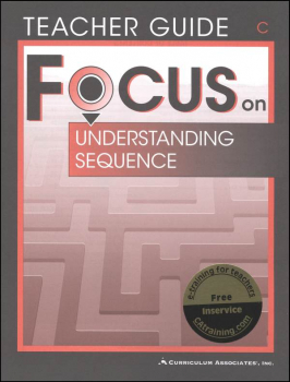 Understanding Sequence Bk C Tchr (Focus On)