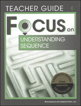 Understanding Sequence Bk E Tchr (Focus On)
