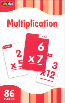 Multiplication Flashcards