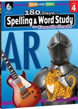 180 Days of Spelling & Word Study for Fourth Grade