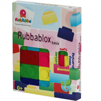Rubbablox Basix Blocks
