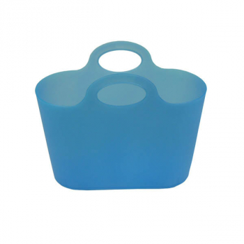 Mini Party Tote - Transparent Blue