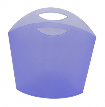 Mini Shopping Tote - Grape