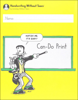 Can-Do Print Workbook (2018 Edition)