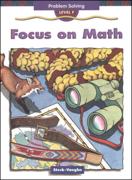 Focus on Math - F Problem Solving