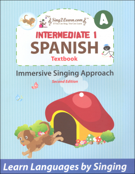 Spanish Intermediate 1A Textbook