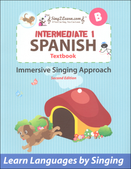 Spanish Intermediate 1B Textbook