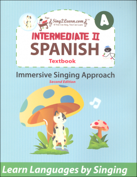 Spanish Intermediate 2A Textbook