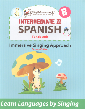 Spanish Intermediate 2B Textbook