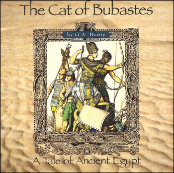 Cat of Bubastes MP3 CD