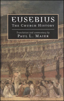 Eusebius: Church History (p/b)