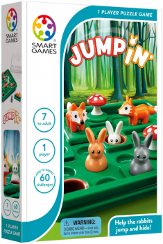 Jumpin' Puzzle Game