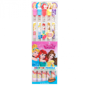 Disney Princess Smencil Set of 5