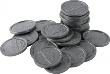 Play Money: Nickels