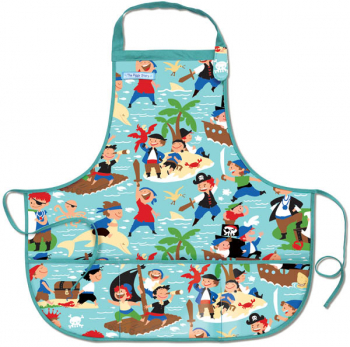 Pirates Ahoy Fun Time Apron