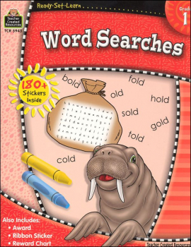 Word Searches (Ready, Set, Learn)