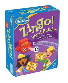 Zingo! Word Builder Game