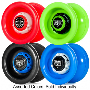Velocity Yo-Yo (Assorted Colors)