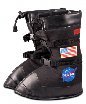 Astronaut Boots - Black (Small)