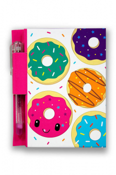 Yummy Sketch & Sniff Note Pad - Jelly Donut