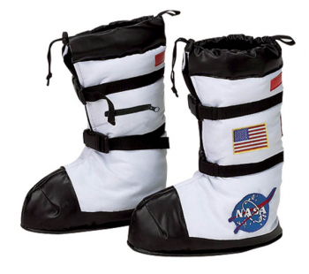 Astronaut Boots - White (Medium)