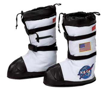 Astronaut Boots - White (Small)