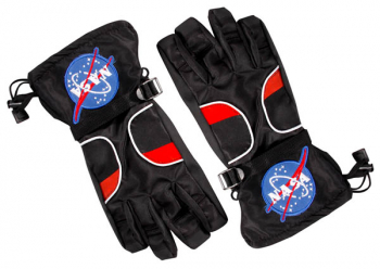 Astronaut Gloves - Black (Large)