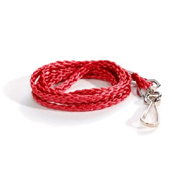 Loupe Lanyard - Red