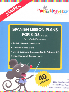 Spanish Lesson Plans for Kids