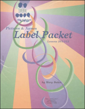 Label Packet L261-312 - Old Version