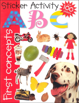 ABC - Sticker Activity Book