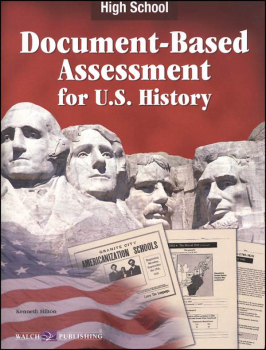Document-Based Assessment for U.S. History Grades 9-12