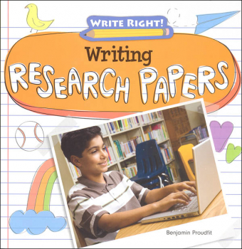 Writing Research Papers (Write Right!)