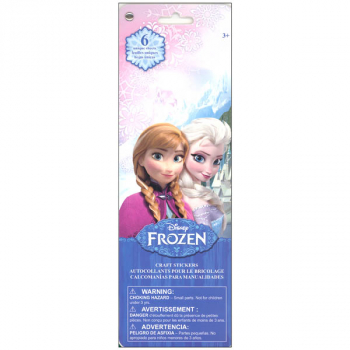 Disney Frozen Craft Sticker Flip Pack