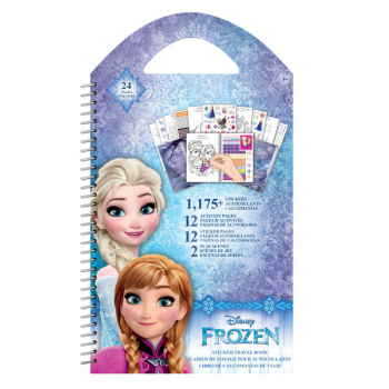 Disney Frozen Sticker Travel Book