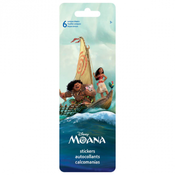 Disney Moana Sticker Flip Pack