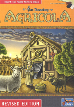 Agricola Game