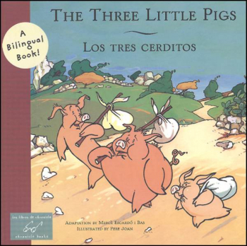 Three Little Pigs/ Los Tres Cerditos (English / Spanish)