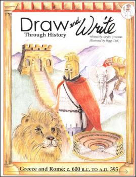 Draw & Write Thru History: Greece & Rome