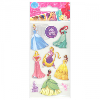 Disney Princess Essentials Stickers