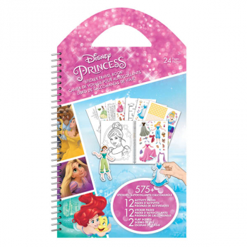 Disney Princess Sticker Travel Book
