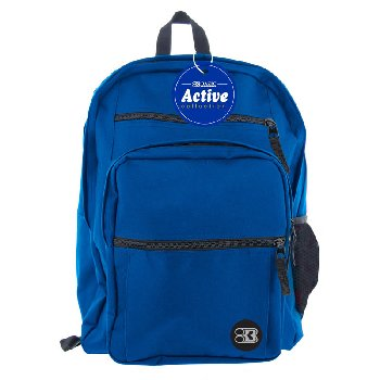 Blue Active Backpack 17""