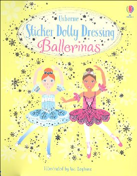 Sticker Dolly Dressing Ballerinas