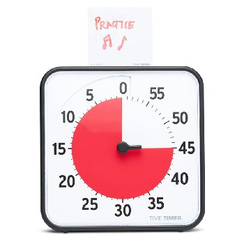 "Time Timer (8"" square clock)"