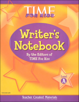 TIME For Kids Writer's Notebook Level A