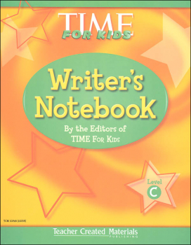 TIME For Kids Writer's Notebook Level C