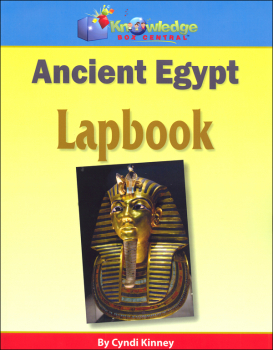 Ancient Egypt Lapbook Printed